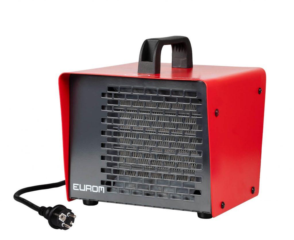 8713415340013 EK2K elektrische werkplaatskachel keramisch industriële verwarming 2000 Watt