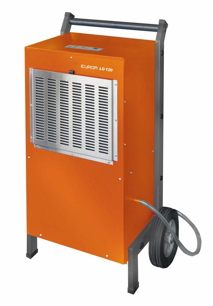 8713415372441 LO120 industriële luchtontvochtiger 120 liter per dag