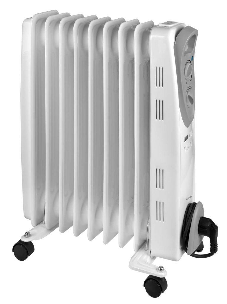 8713415363678 RAD 2000 Watt oliegevulde radiator elektrisch verwarmen