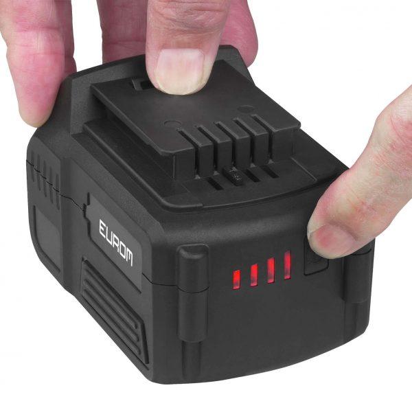 8713415248234 Accu Weedcleaner Unkrautbürste wiederaufladbar auf Batterie