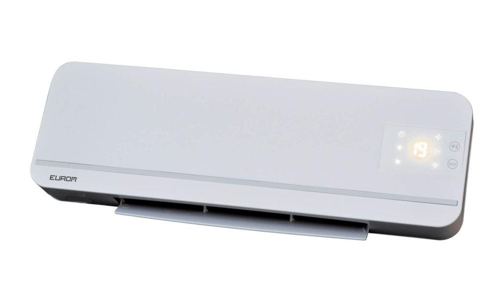 8713415343007 Sani-Wall-Heat 2000 Wifi wand kachel keramische verwarming badkamer