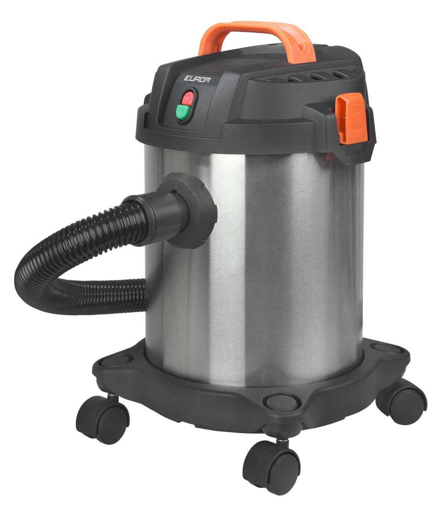 8713415161304 Force 1012 wet/dry stofzuiger waterzuiger alleszuiger huishoudelijk gebruik 12 liter ketel