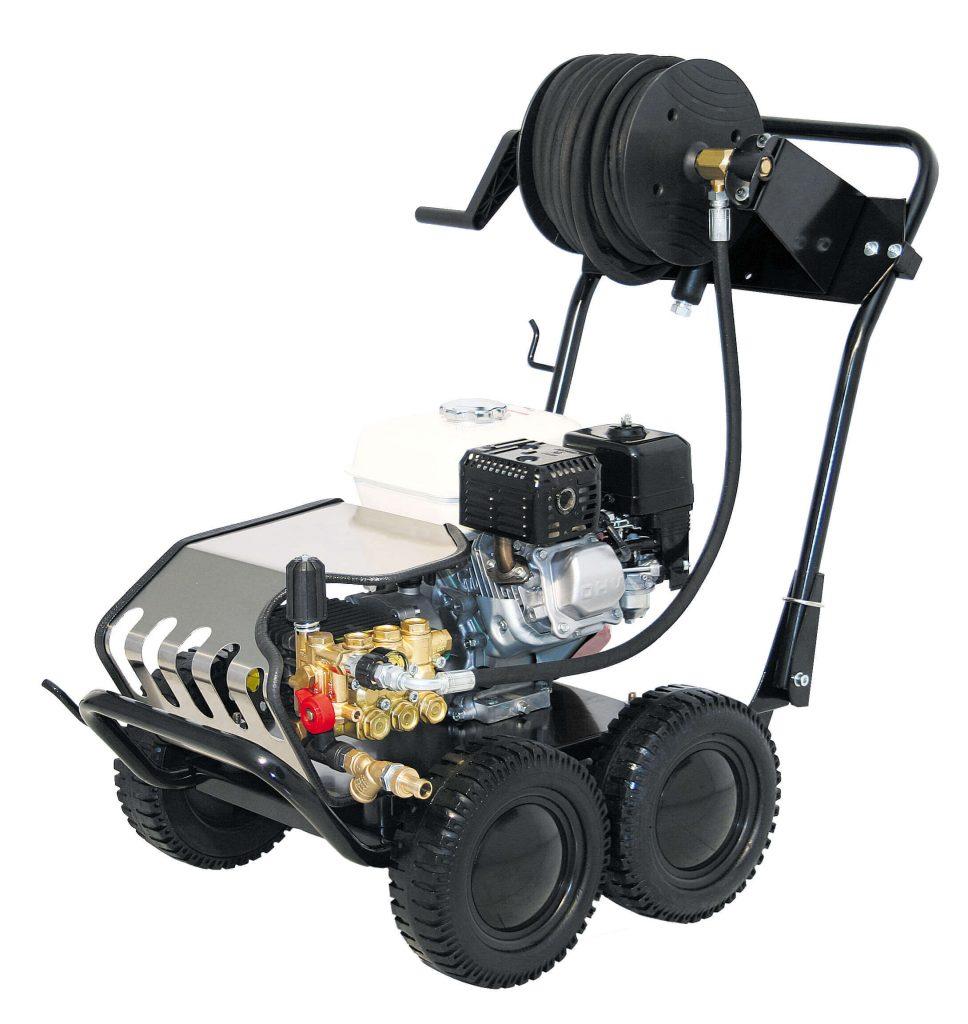 8713415126006 KRB150 professionele hogedrukreiniger benzine 14 l/min