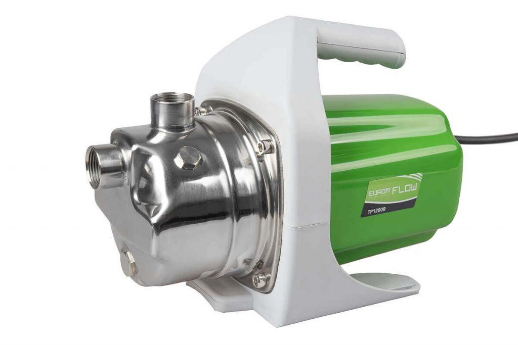 8713415262964 Flow TP1200R tuinpomp schoon water 63 l/min max 8 meter diep