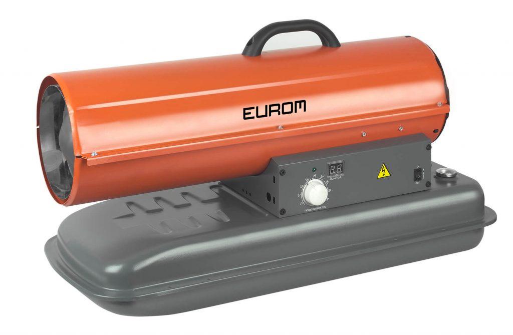 8713415300802 Fireball 20T oliekanon 20 kW diesel petroleum industriële verwarming