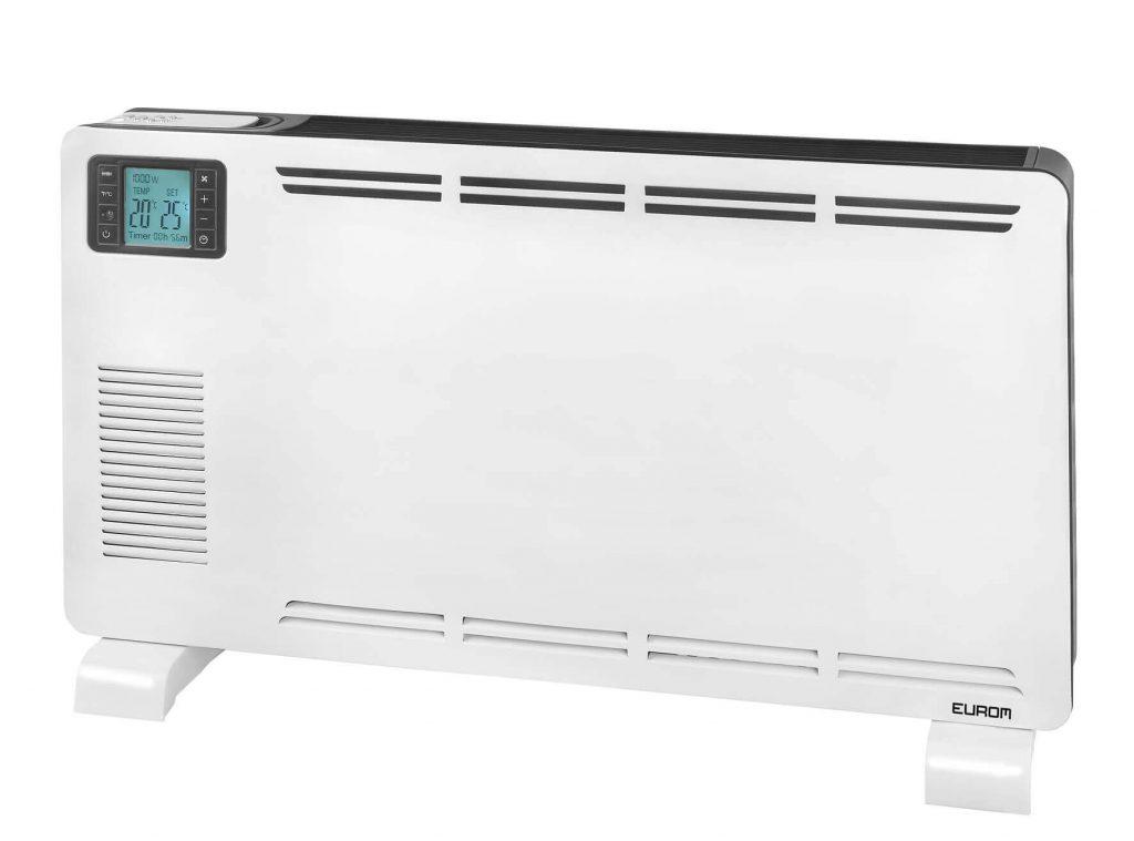 8713415360509 Safe-t-Convect 2200 Watt elektrische verwarming convector kachel met afstandsbediening