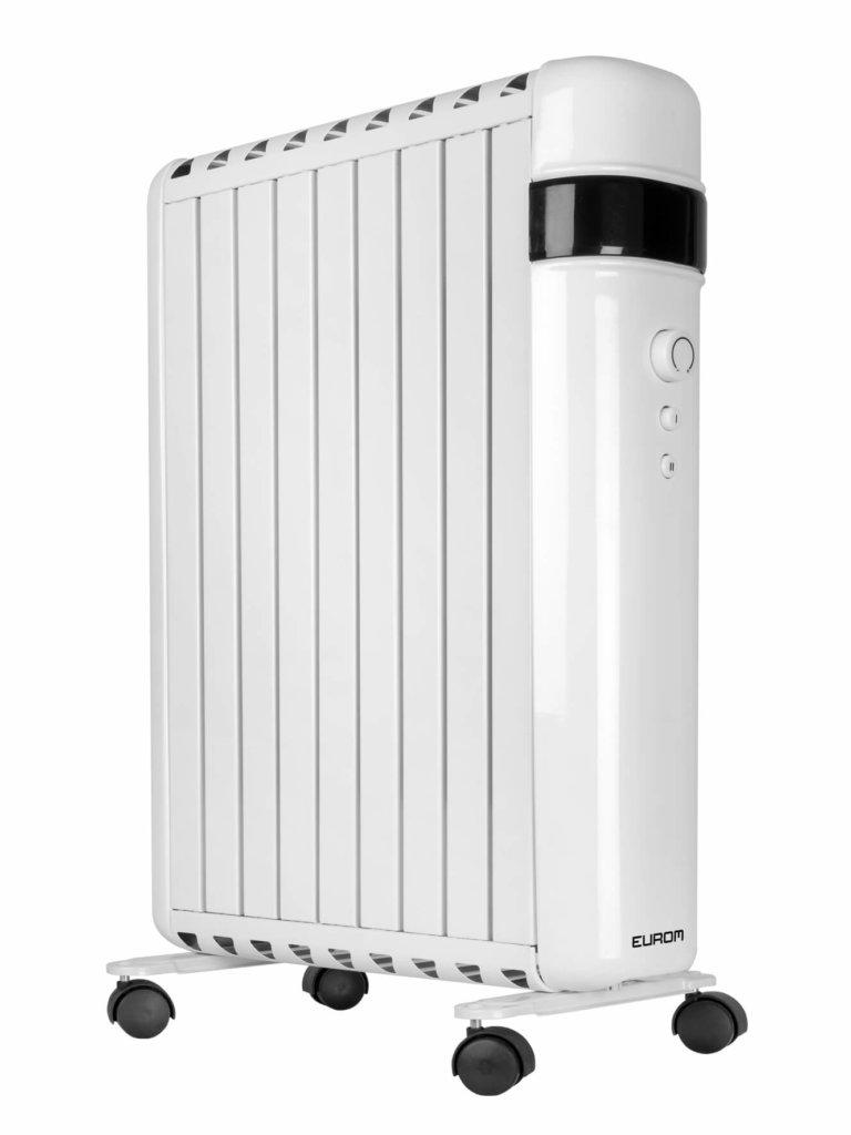 8713415363883 RAD 2000 Oil free olievrije radiator 2000 Watt verplaatsbaar