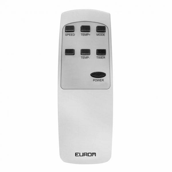 8713415380378 PAC 7.2 mobiele airconditioner 2000 Watt 7000 BTU met timer afstandsbediening