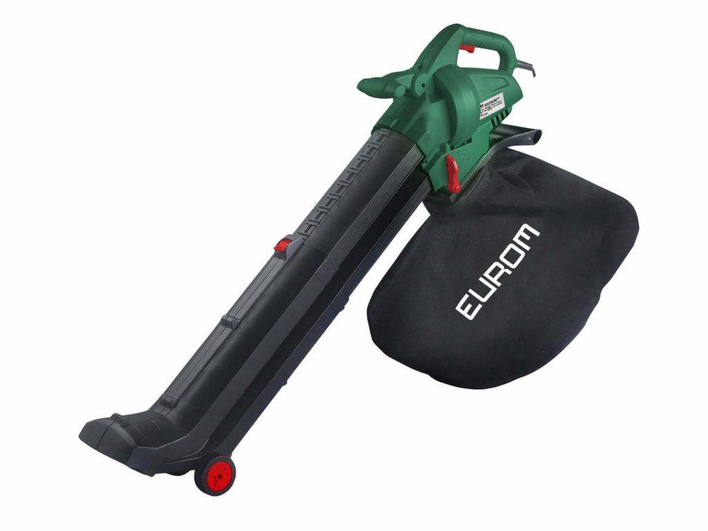 8713415243000 EBR2800 bladruimer bladblazer 45 liter opvangzak met shredder