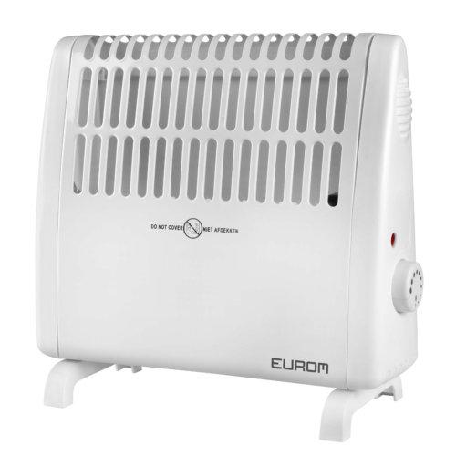 8713415351712 CK501R elektrische convectorkachel bijverwarming 500 Watt vorstbeschermer
