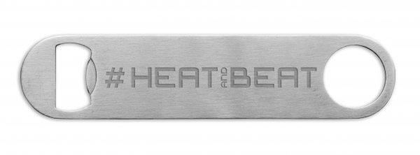 Heat and Beat flessenopener