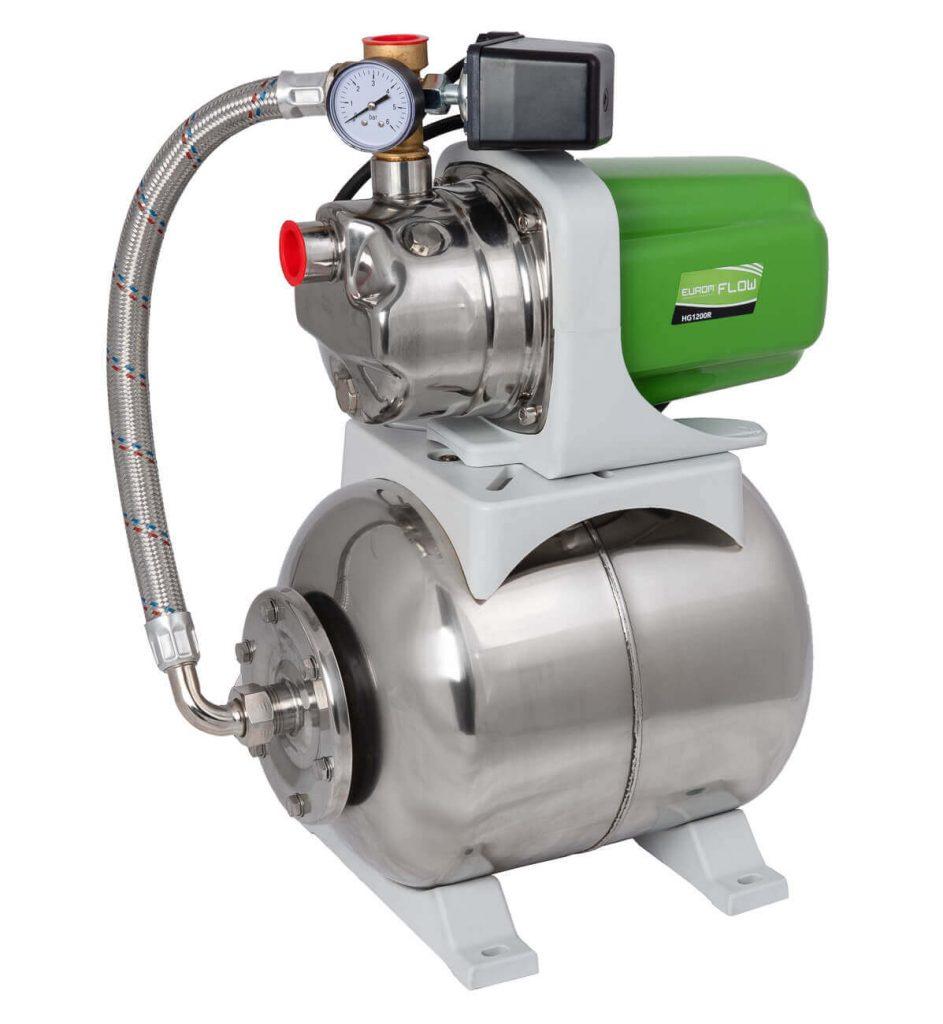 8713415264166 Flow HG1200R hydrofoorgroep 63 l/min 24 liter tank