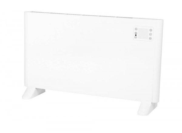8713415360745 Alutherm 1500 Wifi convectorkachel elektrische verwarming permanent bijverwarming staand wand app bediening