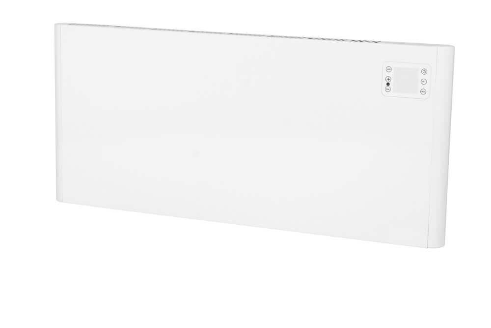 8713415360776 Alutherm 2000 Wifi convectorkachel elektrische verwarming permanent bijverwarming staand wand app bediening