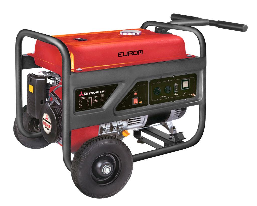 8713415449259 MM5500 benzine aggregaat