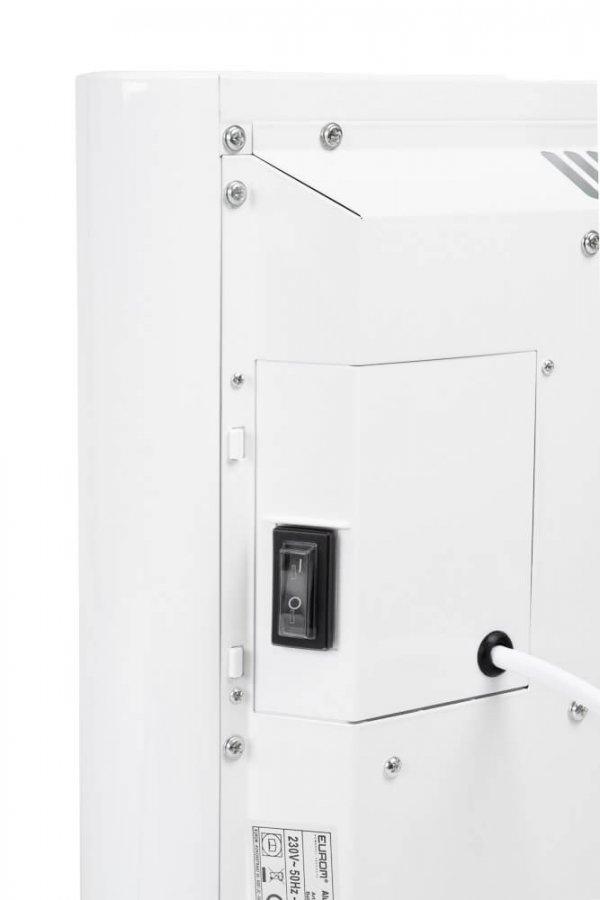 8713415360714 Alutherm 1000 Wifi convectorkachel elektrische verwarming permanent bijverwarming staand wand app bediening