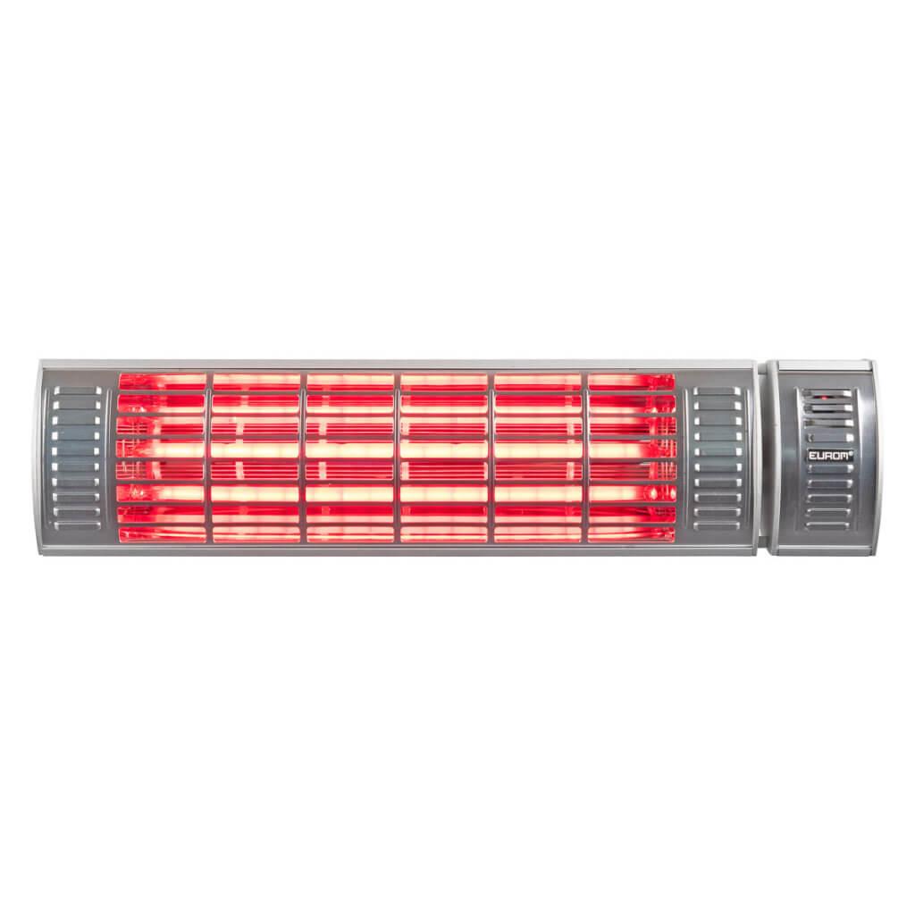 8713415333893 Golden 2000 Ultra RCD Elektrische terrasverwarmer met afstandsbediening en dimmer