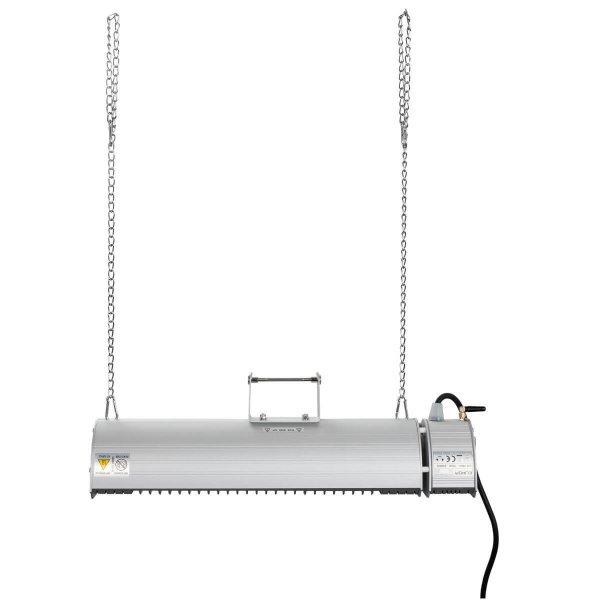 8713415334104 Golden 2000 Amber Smart elektrische terrasverwarmer met bluetooth bediening