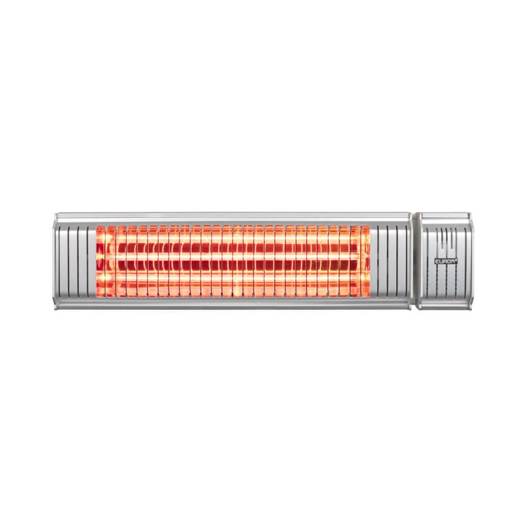 8713415334128 Golden 2000 Amber Smart Rotary roterende elektrische terrasverwarmer met bluetooth bediening
