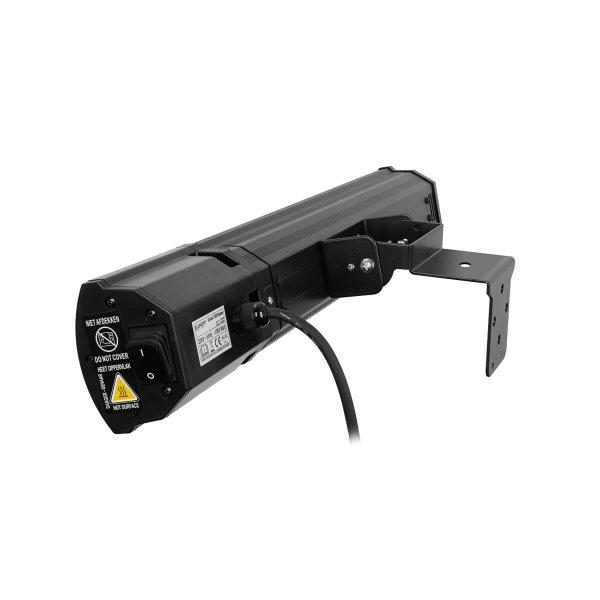 8713415334425 Golden 1500 Shadow elektrische terrasverwarmer weinig licht