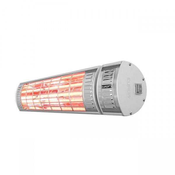 8713415334555 Golden 2500 Ultra RCD elektrische terrasverwarmer met afstandsbediening dimmer