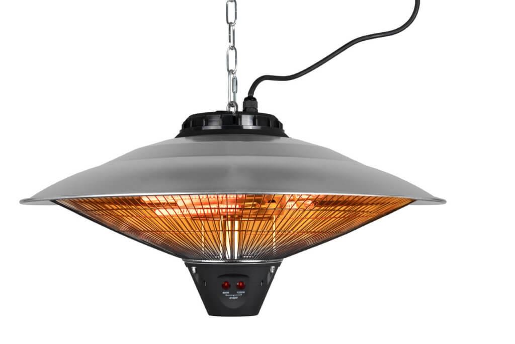 8713415336108 Partytent heater 2100 elektrische terrasverwarmer tent overkapping