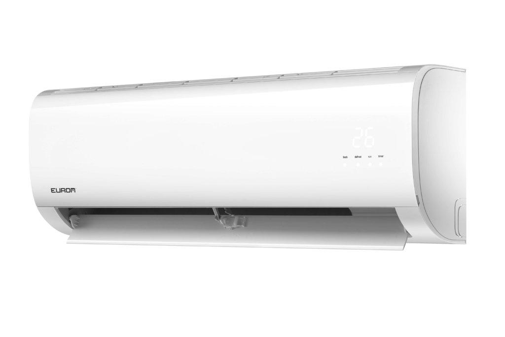 8713415381818 MDA Woods-12 split-unit airconditioner 12000 BTU 3500 Watt afstandsbediening en app bediening