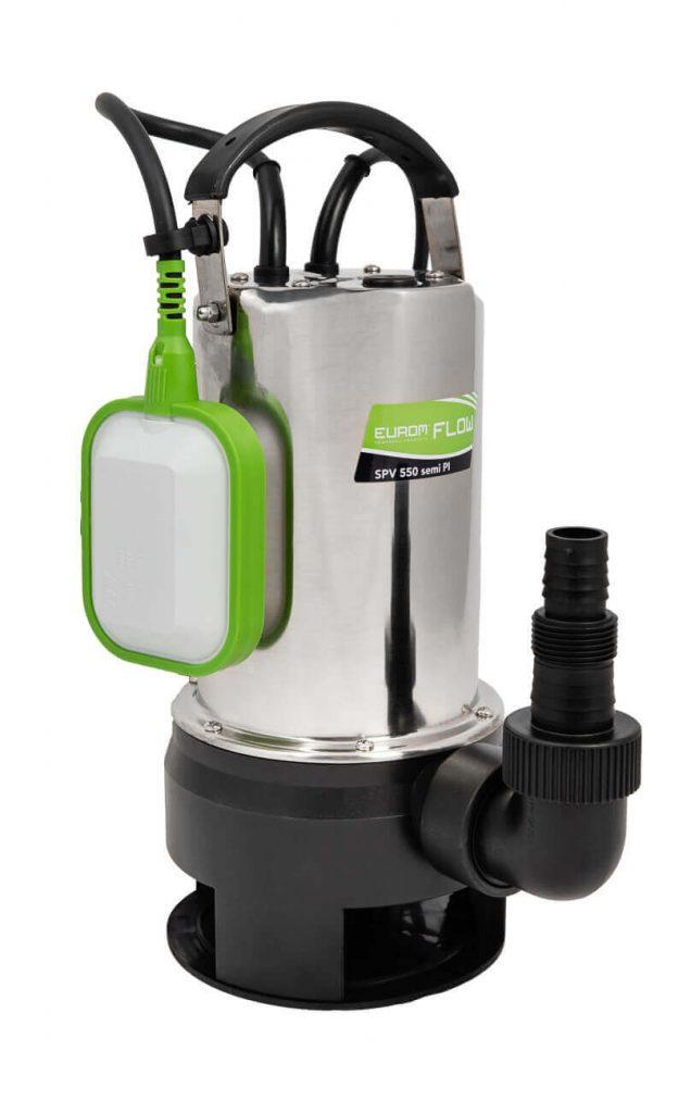 8713415260878 Flow SPV550 semi PI dompelpomp vuil water 158 l/min
