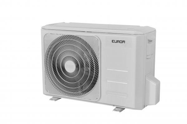 8713415381818 MDA Woods-12 climatiseur split-unit 12000 BTU 3500 Watt télécommande et application