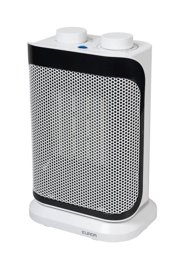 8713415342505 Sub-heat 1500 Watt keramische kachel elektrische verwarming