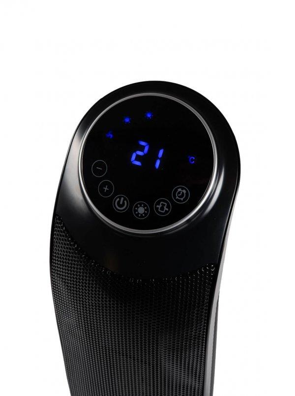 8713415342765 HI-Tower 2200 Wifi keramische kachel elektrische verwarming staande toren