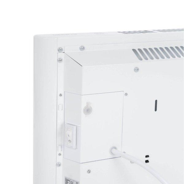 8713415360790 Alutherm 2500 wifi convector permanent elektrisch verwarmen