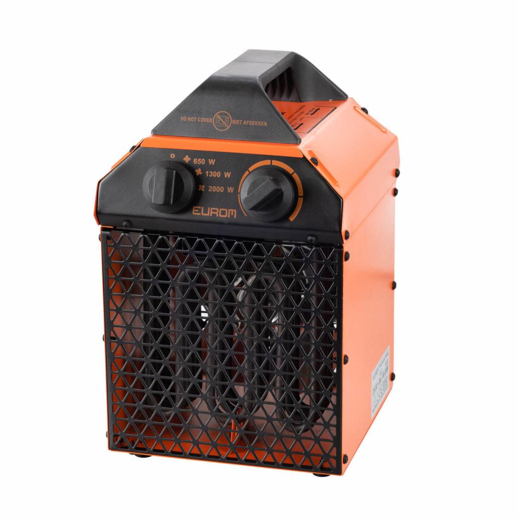 8713415332759 EK Delta 2000 elektrische werkplaatskachel 2000 Watt
