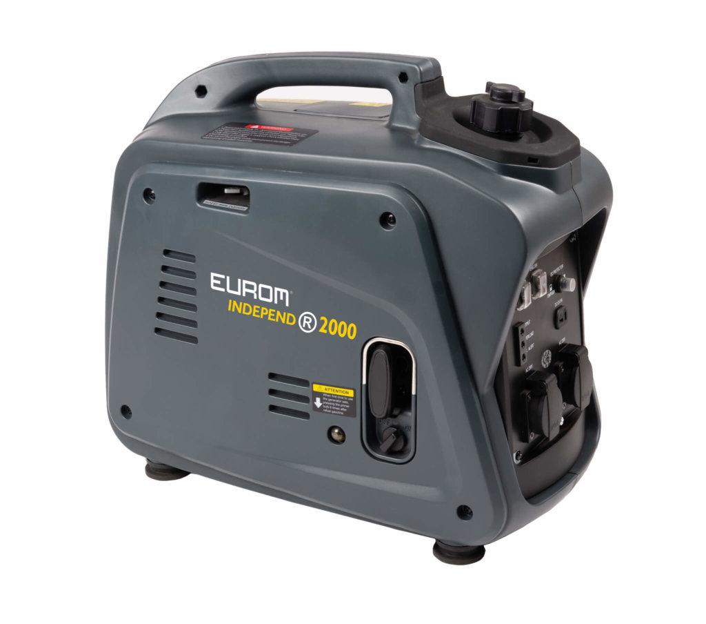 8713415441727 Independ 2000 benzine aggregaat generator krachtig