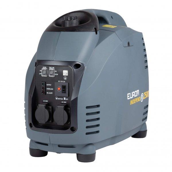 8713415441734 Independ 2500 benzine aggregaat generator krachtig