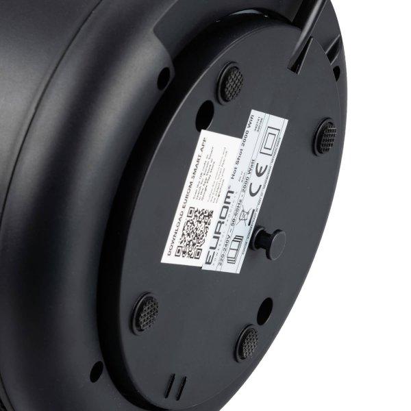 8713415342741 Hot Shot 2000 wifi keramische kachel extra verwarmen