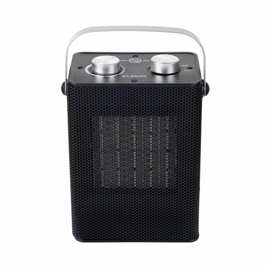 8713415342048 Safe T Heater Metal 2000 Watt keramische kachel extra verwarmen