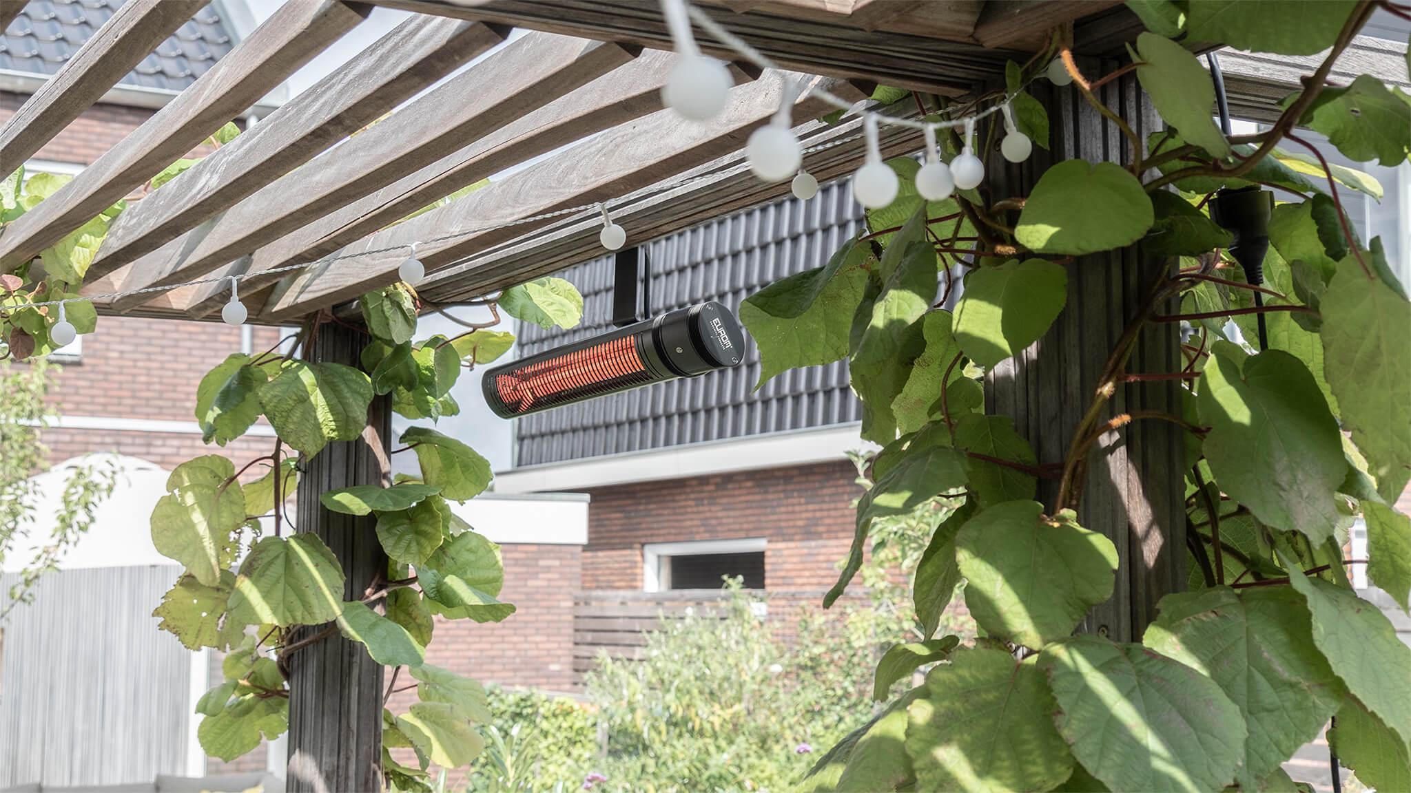 Elektrische terrasverwarming - Eurom