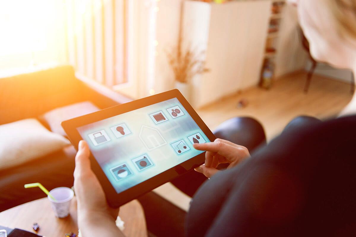 bedien Eurom infraroodpanelen met Smart Home