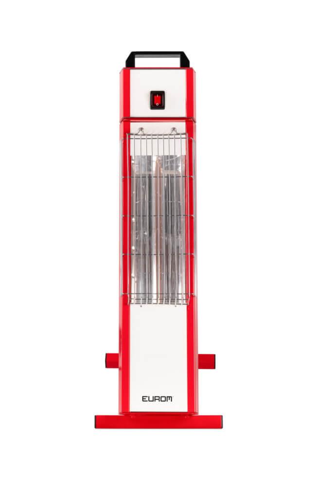 8713415332124 Golden Portable Industrial radiateur robuste d'atelier radiateur infrarouge portable