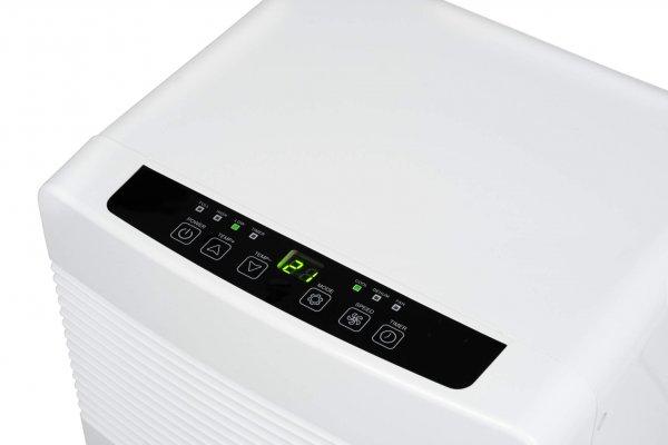 8713415380477 Eurom 7000 mobiele airconditioner met afstandsbediening