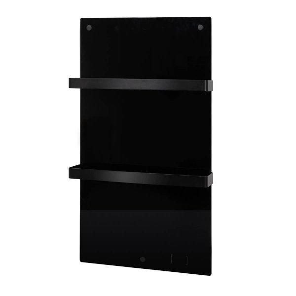 8713415350135 Sani 400 black infrarood verwarming badkamer