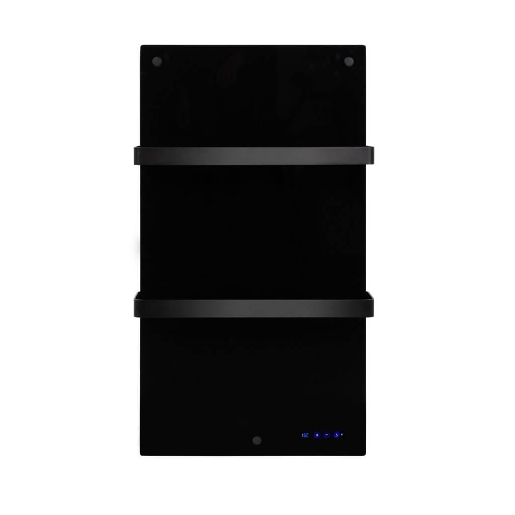 Sani 400 black infrarood paneel badkamer