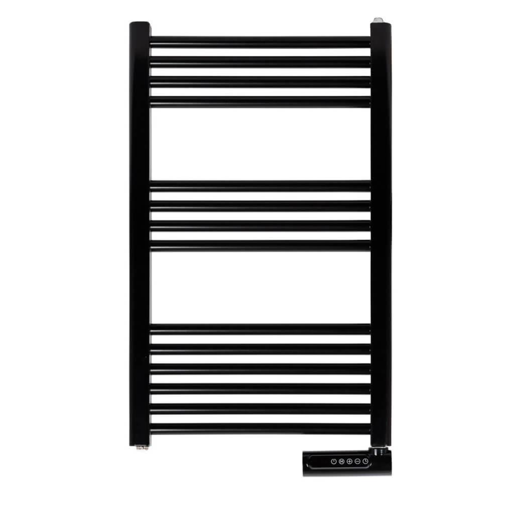 8713415352528 Sani-Towel 500 Black badkamer verwarming sierradiator