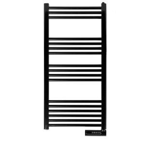 8713415352542 Sani-Towel 750 Black badkamer verwarming sierradiator