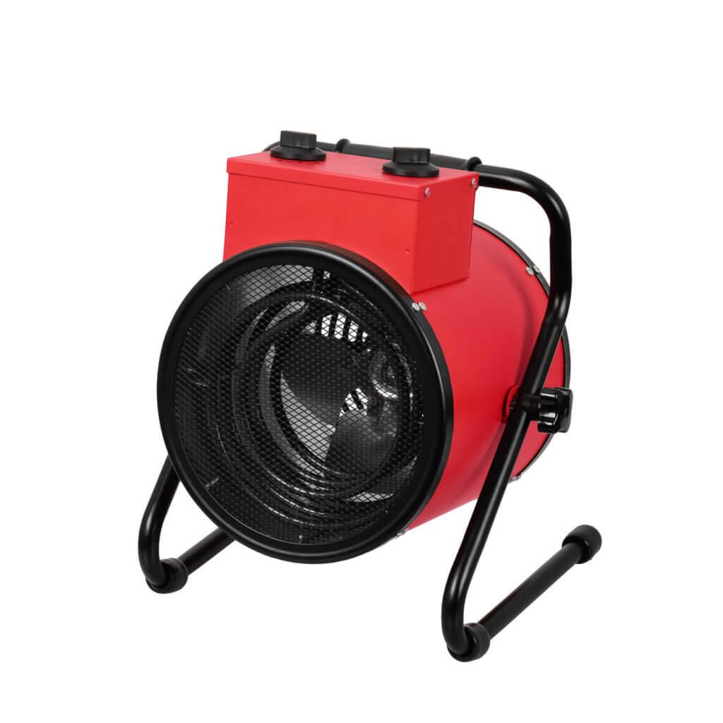 8713415332964 EK3000 Round keramische kachel industriële verwarming werkplaatskachel