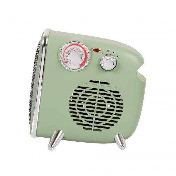 8713415352146 B-4 1800 Green keramische kachel bij verwarming staand liggend
