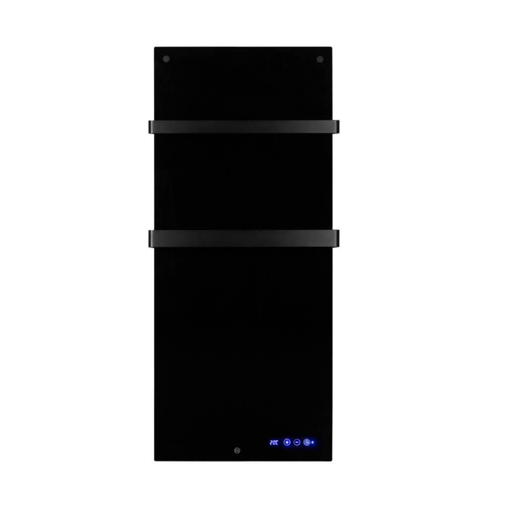 8713415350357 Sani 600 Black Wifi badkamer verwarming infrarood paneel