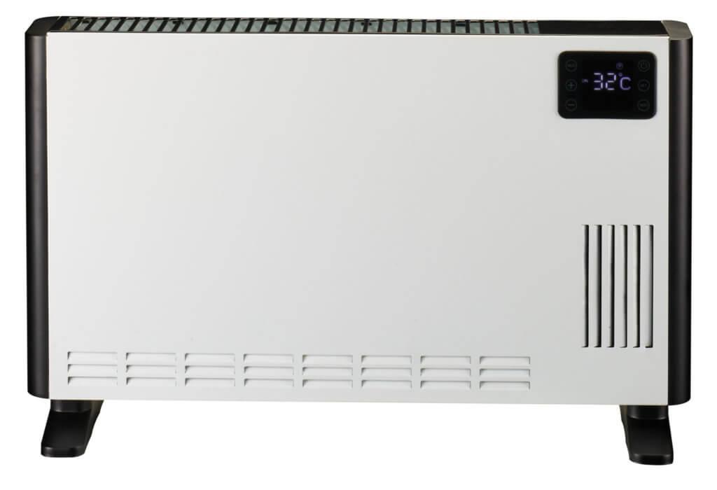 08713415360479 Safe-T-Convect 2400 convectorkachel met afstandsbediening